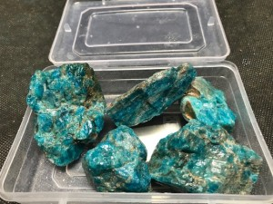 Apatite Rough [250 grams Box]