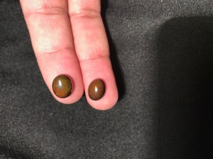 Opal Gemstones [2 pieces] Oval