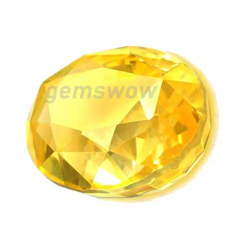 Yellow Sapphire Pukhraj gemswow